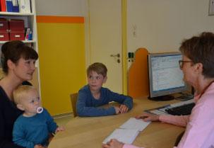 Kinderarzt Kinderarztpraxis München Behandlungsspektrum Igel Leistungen